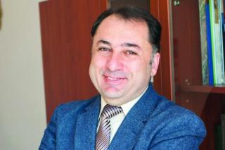 Dr Atom Mkhitaryan, who is featured in this section