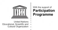 Logo of UNESCO Participation Programme