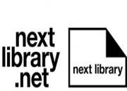 Next Library Festival logo
