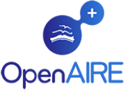 OpenAIRE (Open Access Infrustructure for Researh in Europe) project logo
