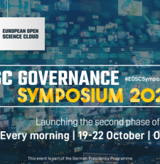 Banner of the EOSC Symposium 2020