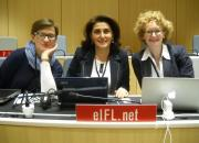 Phote of the EIFL team at SCCR/29