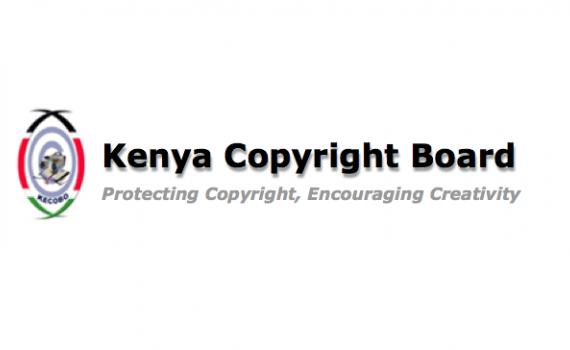 Kenya Copyright Board. Protecting copyright, encouraging creative