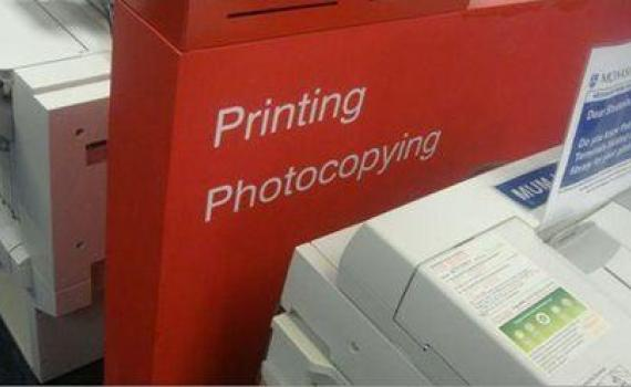 IMAGE OF PHOTOCOPIER