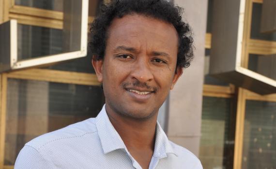 EIFL guest blogger, Dr Solomon Mekonnen Tekle.