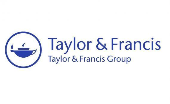 Logo of the company, Taylor & Francis